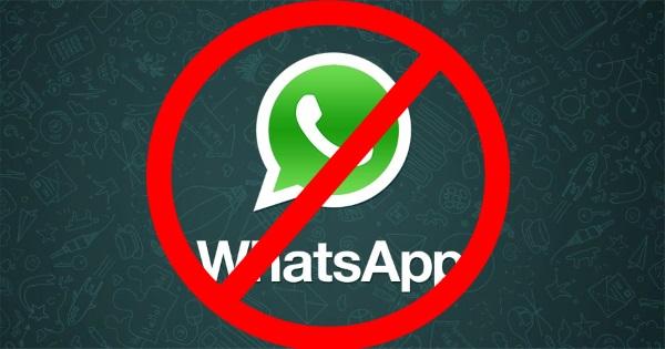 Adiós WhatsApp